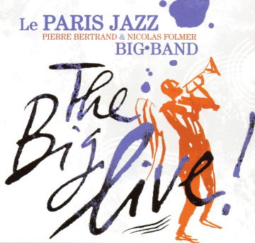 The Big Live cover